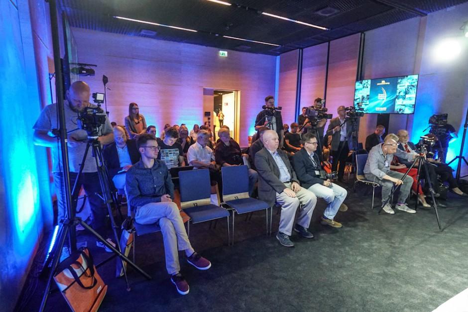 Zdjęcie numer 12 - galeria: Konferencja prasowa zapowiadająca Europejski Kongres Gospodarczy 2018