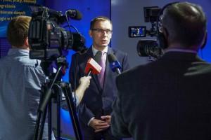 Zdjęcie numer 8 - galeria: Konferencja prasowa zapowiadająca Europejski Kongres Gospodarczy 2018