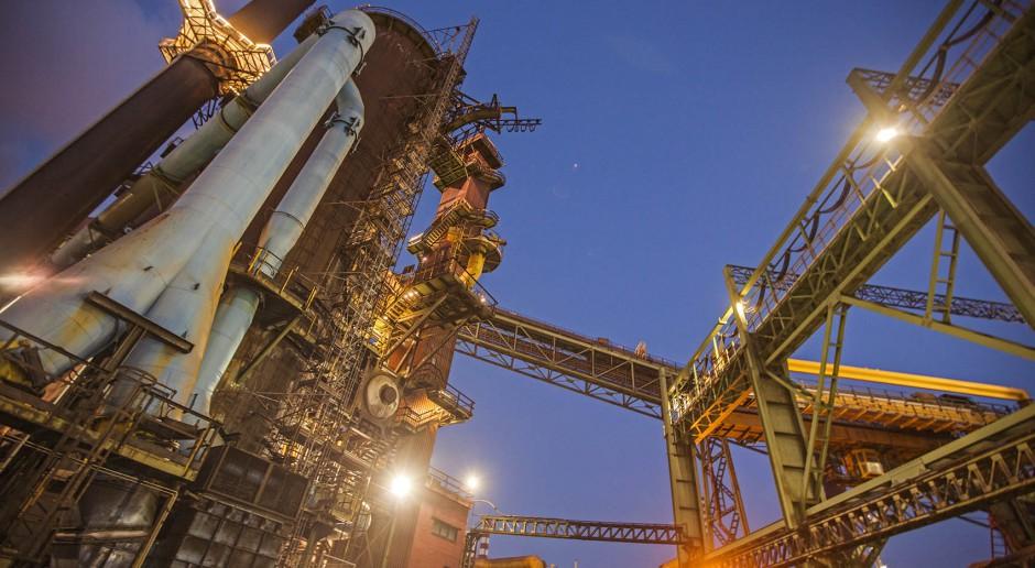 Włoski przemysł stalowy zamiera. Koronawirus rozdaje karty