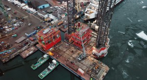 Coraz bliżej końca przebudowy platformy Petrobaltic