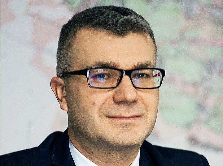 Jarosław Danielkiewicz. fot. mat. pras.