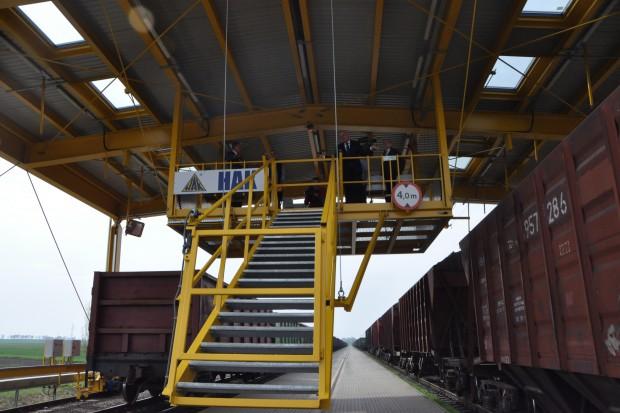 Mobilny system kontroli fitosanitarnej na stacji Hrubieszów LHS