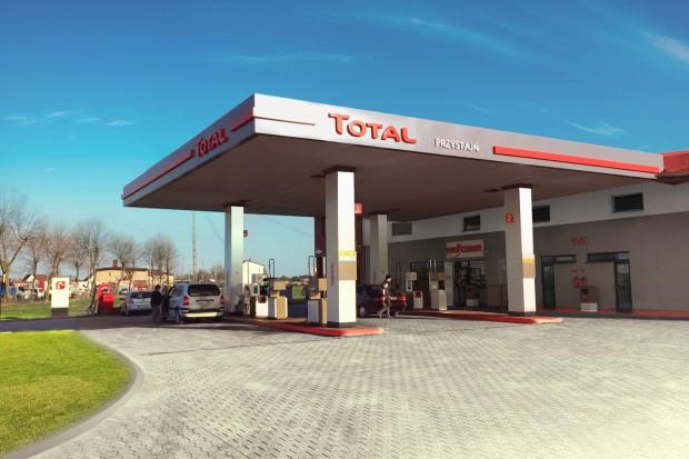 Total uruchomił czwartą polską stację w tym roku