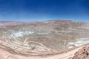 Miedź pod presją strajku w największej kopalni na świecie