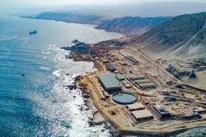 Monstrualna odsalarnia wspomoże największą na świecie kopalnię miedzi