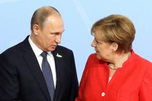 Putinowi nie udało się przekonać Merkel ws. Nord Stream 2?