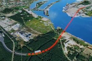 Włosi ponownie wybrani do budowy tunelu w Świnoujściu