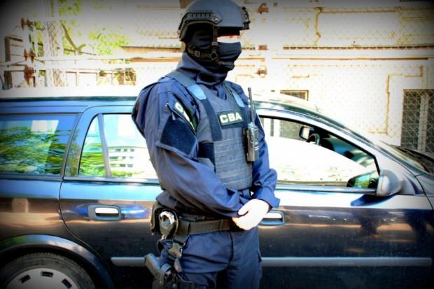 CBA zatrzymało cztery osoby ws. oszustw na szkodę PARP