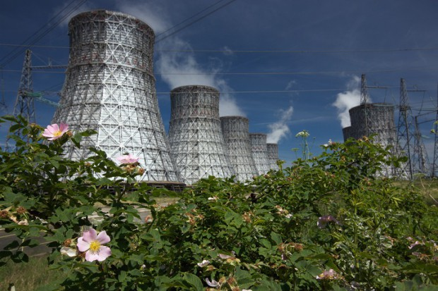 Białoruś chce eksportować do Unii Europejskiej energię ze swej elektrowni atomowej