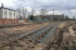 Stocznia Szczecińska z połączeniem kolejowym