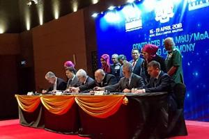 WB Technologies podpisała umowę offsetową w Malezji