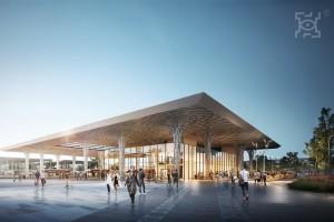 Tak będzie wyglądał nowy dworzec metropolitalny w Lublinie