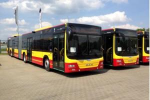 Miasto poszerza tabor autobusowy dzięki leasingowi