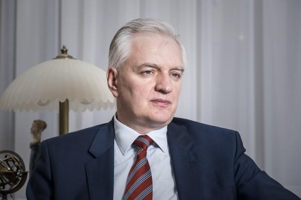 Jarosław Gowin: nadal jestem zwolennikiem podatku liniowego
