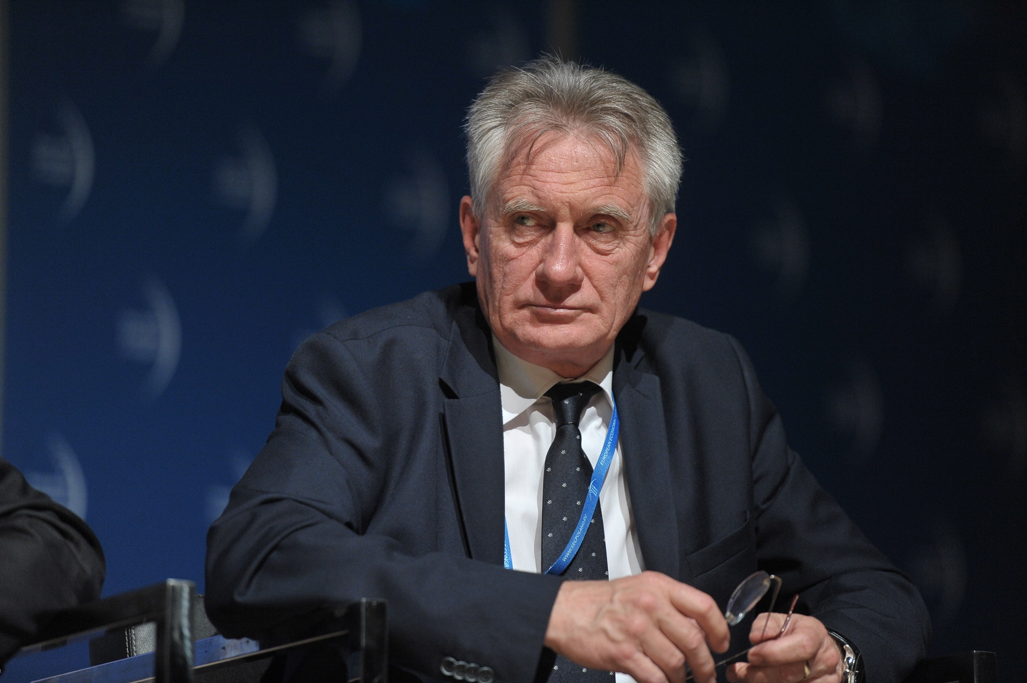 Piotr Woźniak, prezes PGNiG. Fot. PTWP