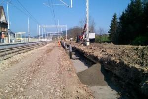 Z Tarnowa w Beskidy przez nowy wiadukt