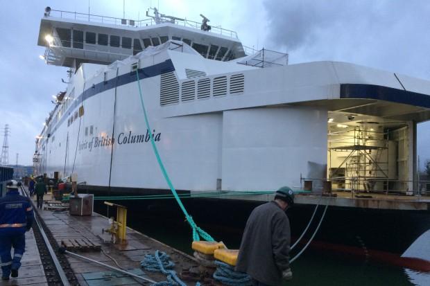 LNG paliwem przyszłości dla statków
