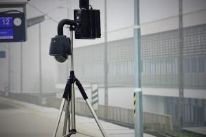 Kamery PKP PLK będą monitorować prace na budowach