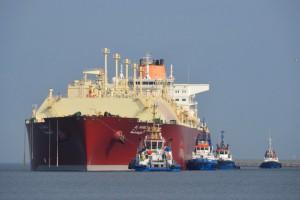 Kolejna, symboliczna dostawa LNG w Świnoujściu