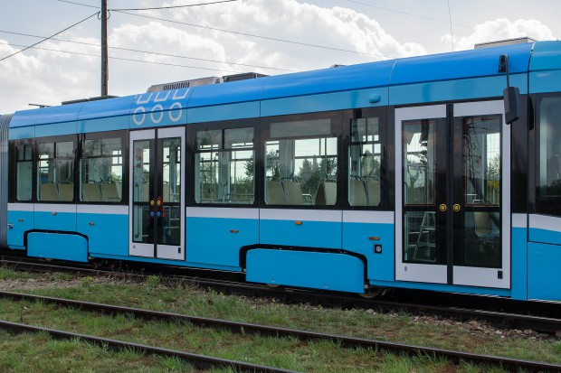 Stadler Polska. Pierwszy tramwaj z Siedlec trafił do Ostrawy