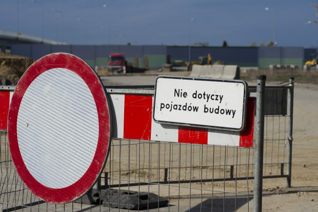 Droga ekspresowa S8 bez wykonawcy. GDDKiA rezygnuje z Salini Polska