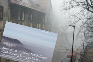 Polskie miasta najbardziej zatrute w Europie