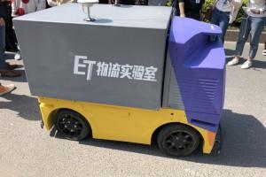 Chińczycy testują autonomiczne auta dostawcze