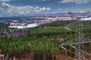 Polska firma pracuje nad innowacyjnymi słupami energetycznymi