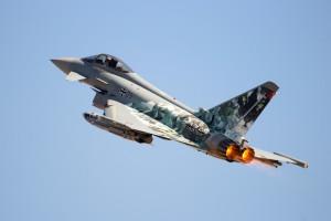Airbus proponuje Niemcom, by zastąpiły Tornada Eurofighterami