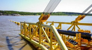 Tłum chętnych do budowy strategicznego polskiego gazociągu