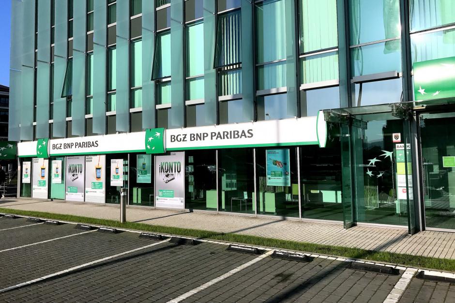 Krakowska siedziba BGZ BNP Paribas, źródło: Szczepaniak/wikipedia.org/CC BY-SA 4.0