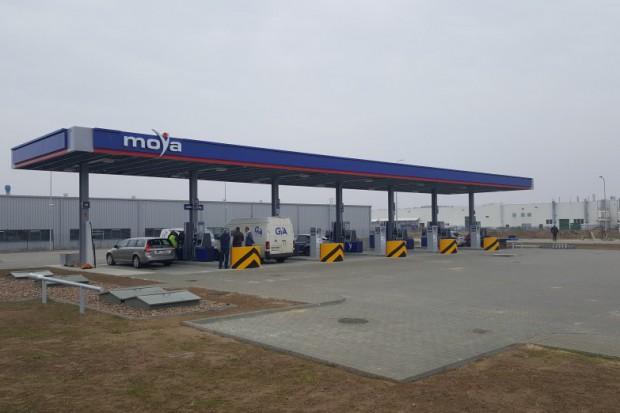 Tylko w kwietniu sieć Moya uruchomiła pięć stacji