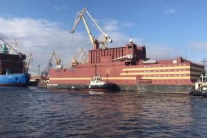 Rosjanie bliżej uruchomienia pływającej elektrowni jądrowej