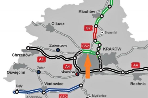 Stecol ma najtańszą ofertę na Północną Obwodnicę Krakowa