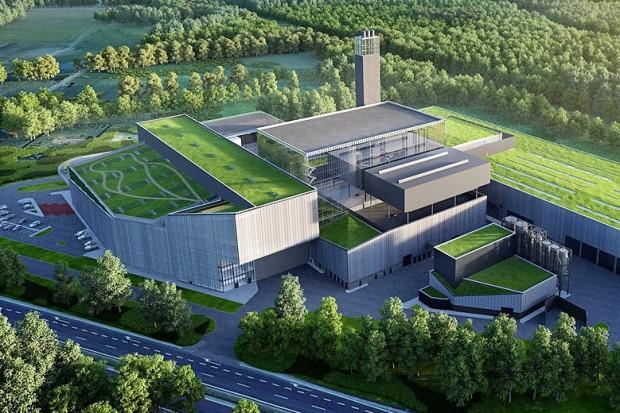 PowerChina najwyżej ocenione w przetargu na spalarnię w Warszawie