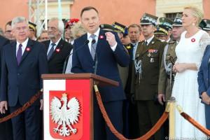 Prezydent deklaruje: 10 i 11 listopada odbędzie się referendum konstytucyjne