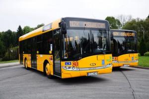Oświęcim. Nowe autobusy jeszcze pod koniec maja