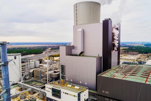 Nowy blok w elektrowni Kozienice idzie do przeglądu