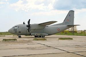 Włosi wyremontują bułgarskie samoloty wojskowe