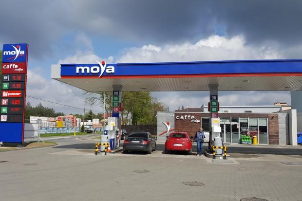 Sieć Moya idzie jak burza. Już 16 nowych stacji w tym roku