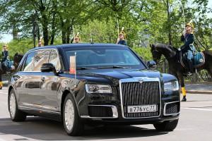 Oto nowa limuzyna Putina. Jej projekt kosztował 12 mld rubli
