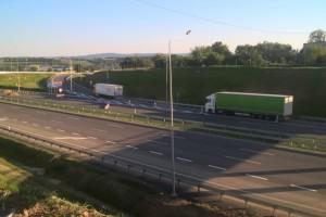 Budowana trasa S3 połączona z autostradą A4