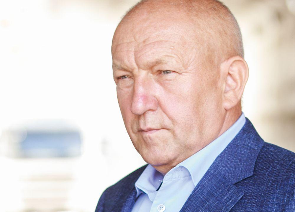 - Obecnie absencja wśród załogi wynosi 25 proc., a produkcja spadła o 40 proc. - wylicza Ryszard Florek, prezes Fakro. Fot. mat. pras.