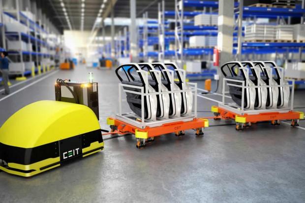 Roboty zastąpiły ludzi w fabryce Volkswagena. Wszystko dzięki polskiej firmie