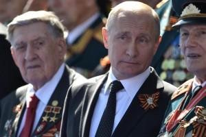 Rosja pręży muskuły. Pokazała światu swój militarny potencjał [ZDJĘCIA]