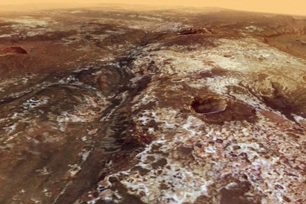Takich zdjęć Marsa jeszcze nie było. Pomogli polscy naukowcy