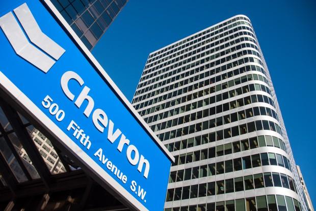 Chevron wykłada 33 mld dolarów za Anadarko