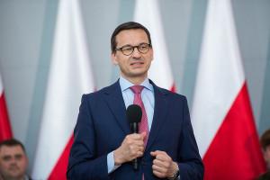 Premier: Polska do Euro gdy płace zbliżą się do niemieckich