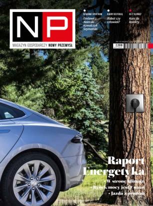 Magazyn Gospodarczy Nowy Przemysł 2/2018