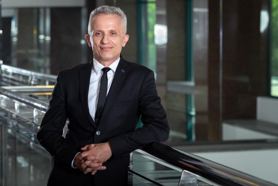 Krzysztof Figat. fot. Polimex-Mostostal